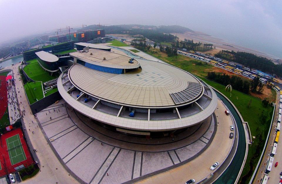 TOPSHOTS-CHINA-ARCHITECTURE-OFFBEAT